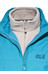 Jack Wolfskin Glen Dale Jacket Men dark turquoise
